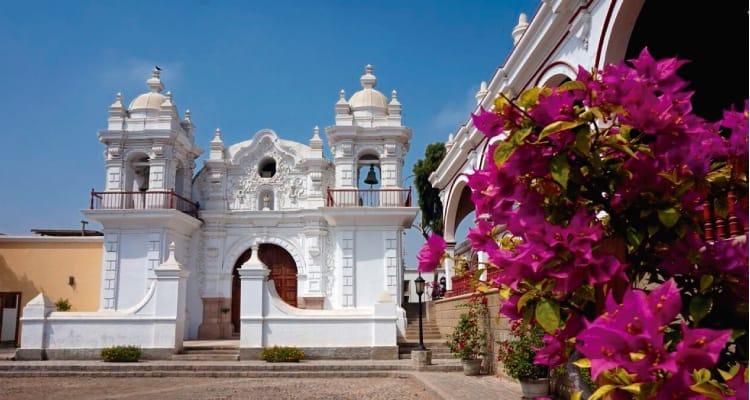 Perú Top 10 Lugares - Hacienda San José