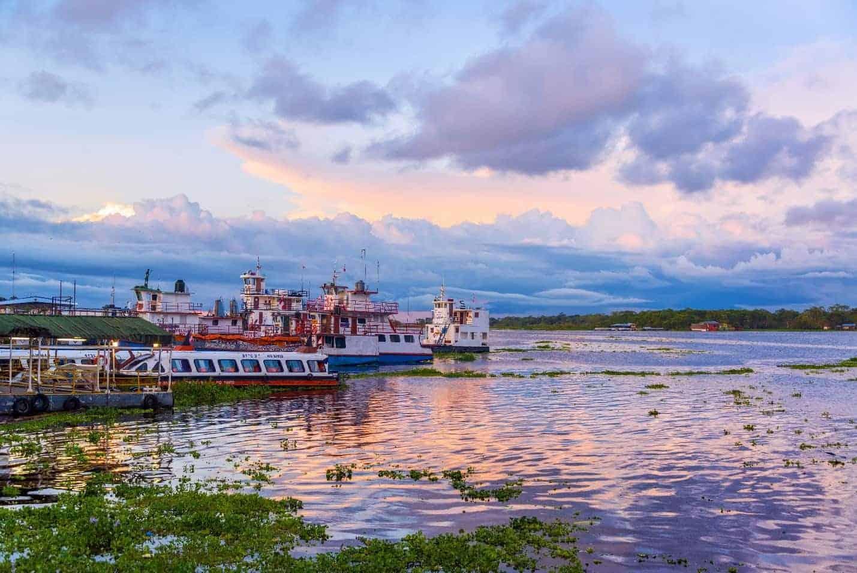 Pesca en Iquitos