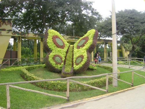 Jardín Botánico - Parque de las Leyendas